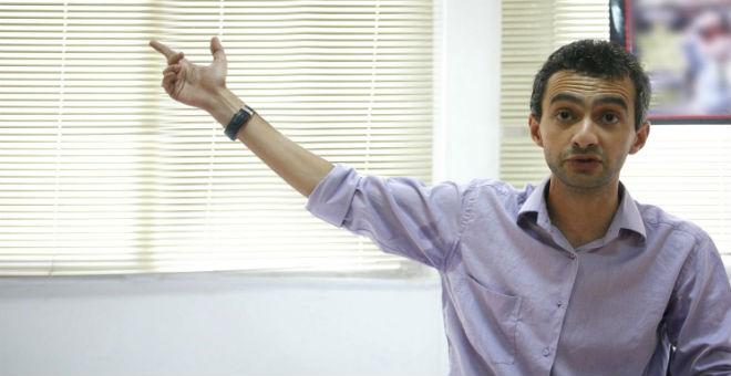 بنشمسي لسان ''هيومن رايتس ووتش'' الجديد في منطقة ''مينا''