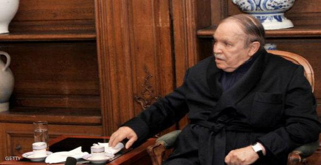 بوتفليقة يخيب أمل المعارضة في انتخابات مبكرة