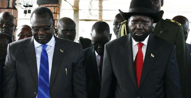 رياك مشار: لا سلام طالما سيلفا كير رئيسا لجنوب السودان