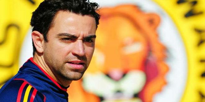 تشافي يصرح أبو تريكة أفضل لاعب عربي