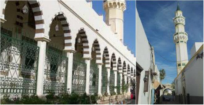 مساجد لها تاريخ....جامع قرجي بليبيا
