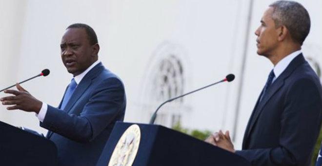 أوباما يستغل زيارته لكينيا للمطالبة بتحقيق المثلية الجنسية