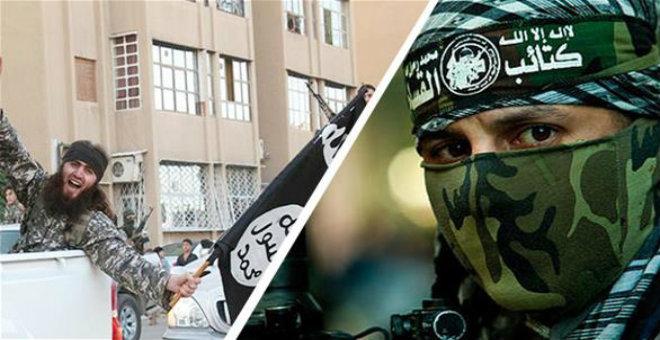 داعش تتوعد حماس وتهدد بجعل المنطقة تحت نفوذها
