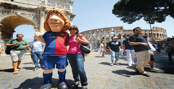 إسبانيا أكثر بلد أوروبي يتعرض فيه السياح للسرقة