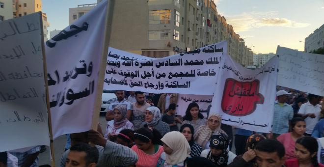 بنحمو لـ ''مشاهد24'': المغرب لم ينتهك حقوق الأفارقة وهذا حل القضية