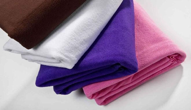 4 خطوات لتحافظي على مناشف حمامك وتبقي ألوانها زاهية