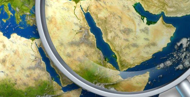 حالة الإقليم في ظل التحالف الدولي: ضد تنظيم الدولة الاسلامية وضد الثورات العربية