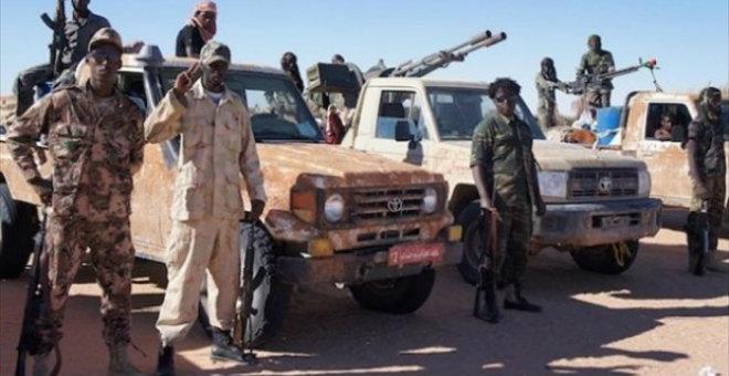 قتلى في اشتباكات بين قبيلتى التبو والطوراق جنوب ليبيا
