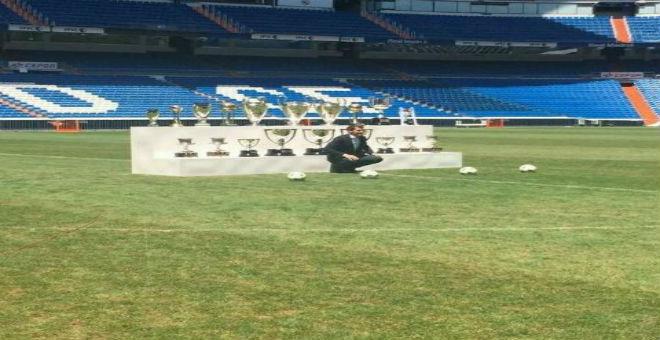كاسياس في برنابيو : شكرا لجماهير ريال مدريد