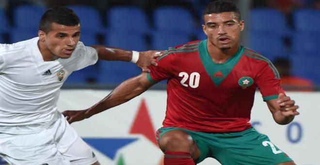 الجزائر ترفض استقبال مباراة ليبيا والمغرب