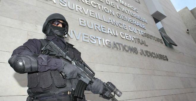 مصالح الأمن بالناظور توقف مواطنا روسيا يتبنى توجهات تكفيرية