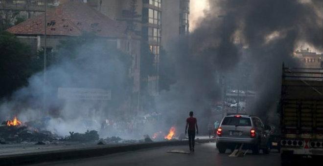لبنان.. النفايات تحدث أزمة جديدة في البلد