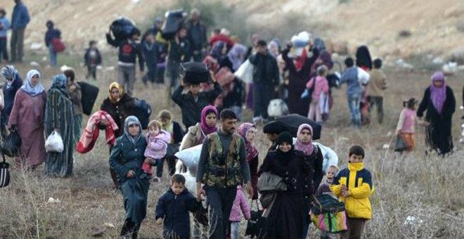 برلين تعبئ لحشد مساعدات لملايين اللاجئين السوريين