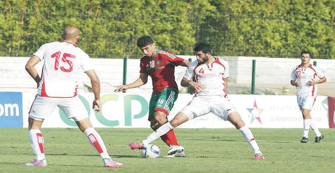 مباراة المغرب وتونس مهددة بسبب الاوضاع الأمنية