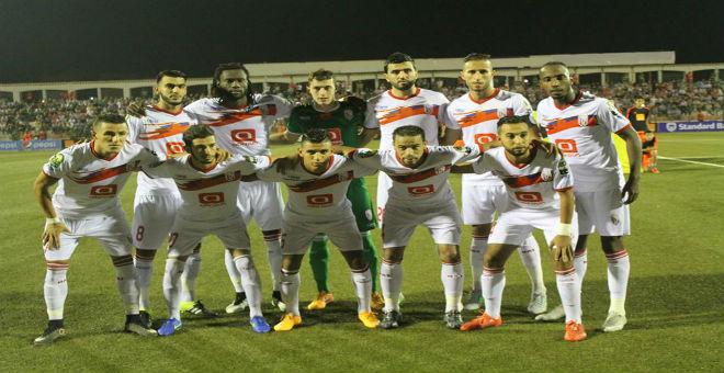 المغرب التطواني يفوز على الهلال ويبقي على آماله