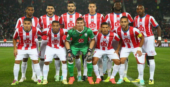 المغرب التطواني يتعادل بصعوبة مع مازيمبي
