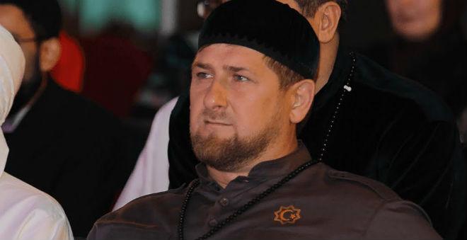 رئيس الشيشان سيطلق زوجته إن وجد منتجات خارجية الصنع فوق مائدته