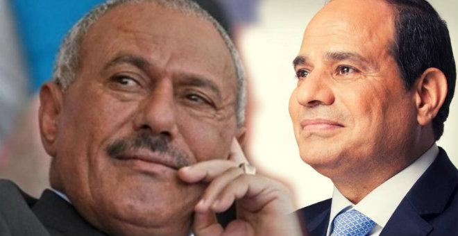 السيسي يرفض وساطة طلبها عبد الله صالح لدى السعودية