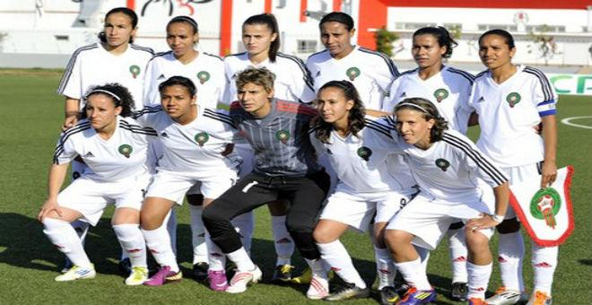منتخب السيدات يفتتح مباراة الوداد والعين الإماراتي