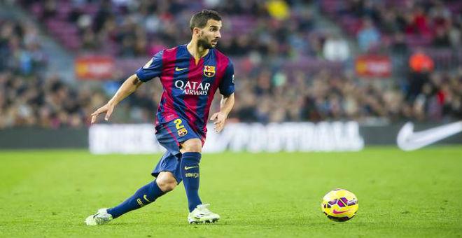 انتر ميلان يعزز صفوفه بمدافع فريق برشلونة
