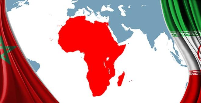 المملكة المغربية والسياسات الإيرانية في القارة الأفريقية