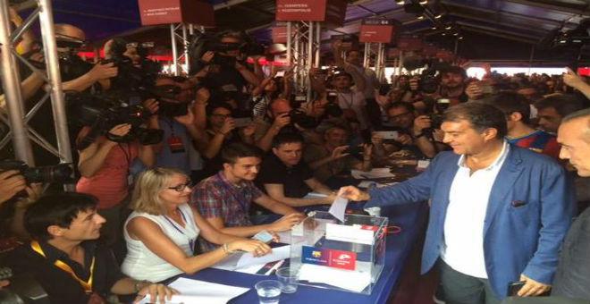 رسميا..انطلاق انتخابات رئاسة برشلونة
