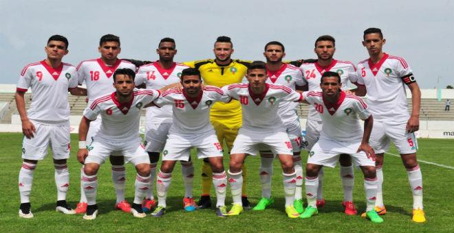 المنتخب الأولمبي يفوز بصعوبة على نظيره التونسي