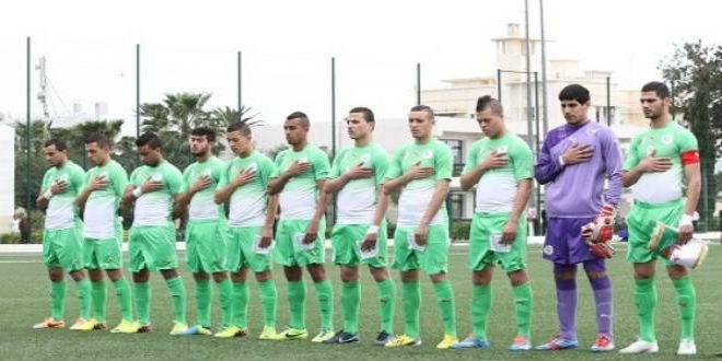 الأولمبي الجزائري يتأهل إلى نهائيات كأس افريقيا بدكار