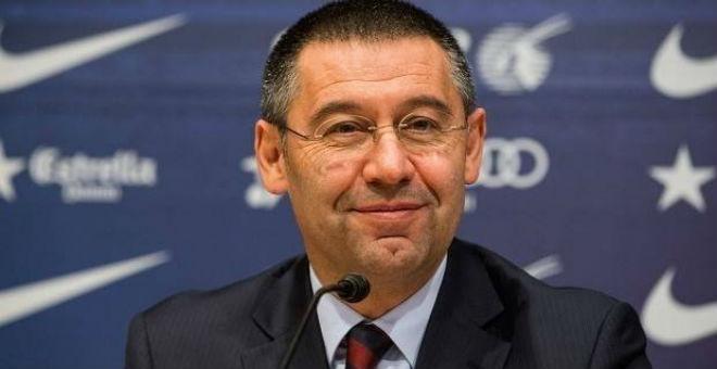 رسميا بارتوميو يظفر برئاسة فريق برشلونة