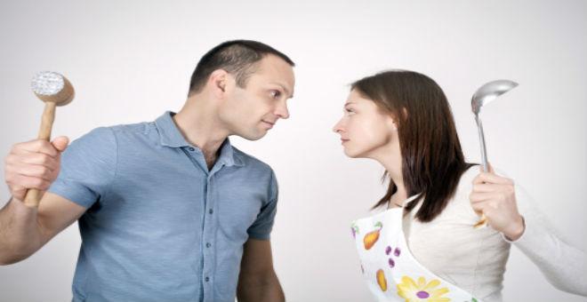 الخلافات الزوجية لها فوائد..اكتشفوها