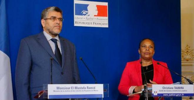 المصادقة على البروتوكول الإضافي لاتفاقية التعاون القضائي بين المغرب وفرنسا