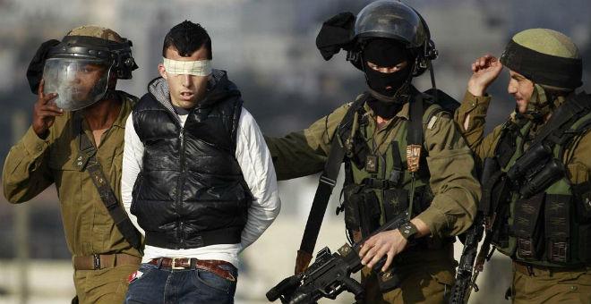 إسرائيل اعتقلت 78 فلسطينيا خلال النصف الأول من العام الحالي