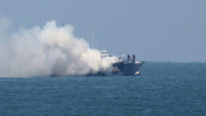 استهداف سفينة مصرية بصاروخ.. و ''داعش'' يتبنى الحادث