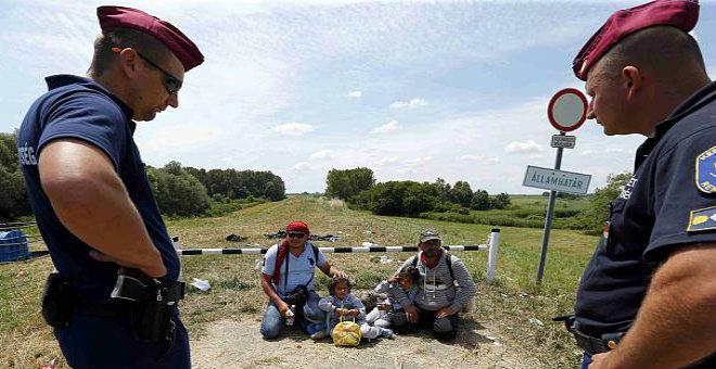 أمنستي تحذر من ضغط منسوب المهاجرين على صربيا ومقدونيا