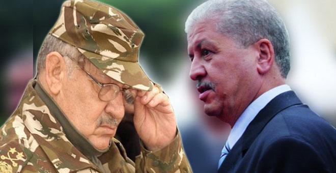 الجزائر: سلال وقايد صالح أكبر المستفيدين من عزل 3 جنرالات