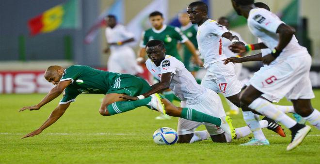 الخضر يواجهون السنغال وديا في غشت القادم