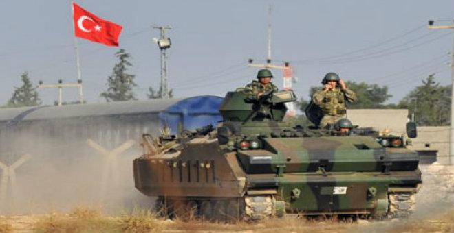 السعودية تؤيد تركيا في عملياتها العسكرية ضد داعش
