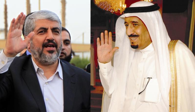 زيارة مشعل للسعودية تثير غضب مصر والإمارات وإيران