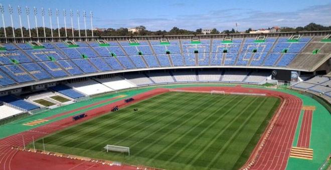 فضيحة جزائرية: عيوب في ملعب 5 جويلية الجديد