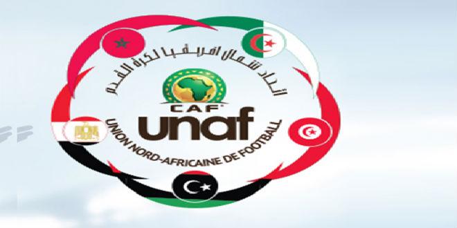 اتحاد شمال أفريقيا لكرة القدم