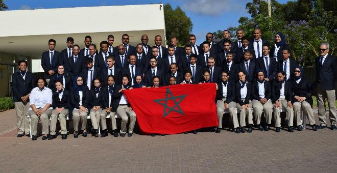 36 رياضيا مغربيا يشاركون في الألعاب العالمية بـ