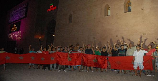عمال ملهى ليلى في مراكش يطالبون بإنصافهم