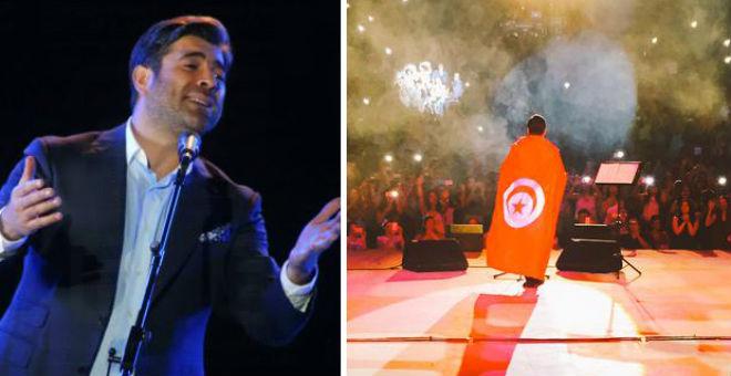 جمهور وائل كفوري فاق التوقعات في مهرجان قرطاج
