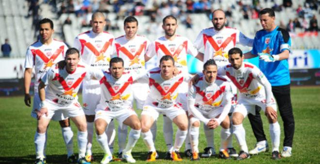 شباب بلوزداد يخوض ثلاث مباريات ودية بالمغرب