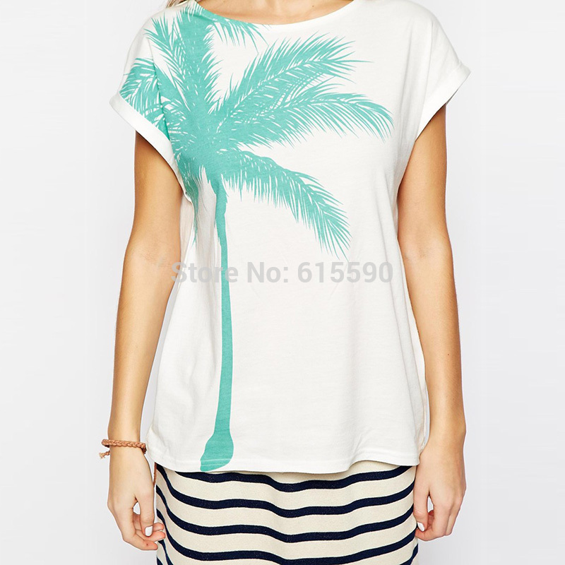 2015-Spring-And-Summer-Tropical-Palm-font-b-Tree-b-font-Pattern-Printing-Loose-Casual-Boat