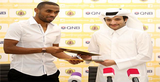 ياجور: أتمنى أن أحقق الاضافة لنادي قطر