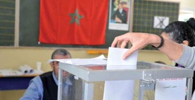 انطلاق عملية التصويت لانتخاب أعضاء الغرف المهنية في المغرب