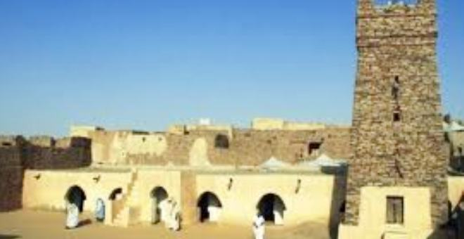 الرحلات الشنقيطية صوب الجزيرة العربية