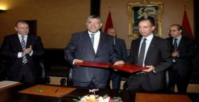 اللجنة الحكومية المغربية لتتبع الانتخابات تنوه ب