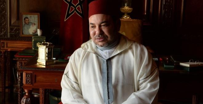 الملك محمد السادس يتصل بعائلة الطفل عمران ويمنحها هبة مالية